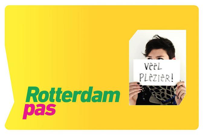 Sinds 1 maart kun je je Rotterdampas verlengen