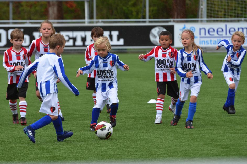 Wie volgt Christine op als Voetbalschool coördinator?
