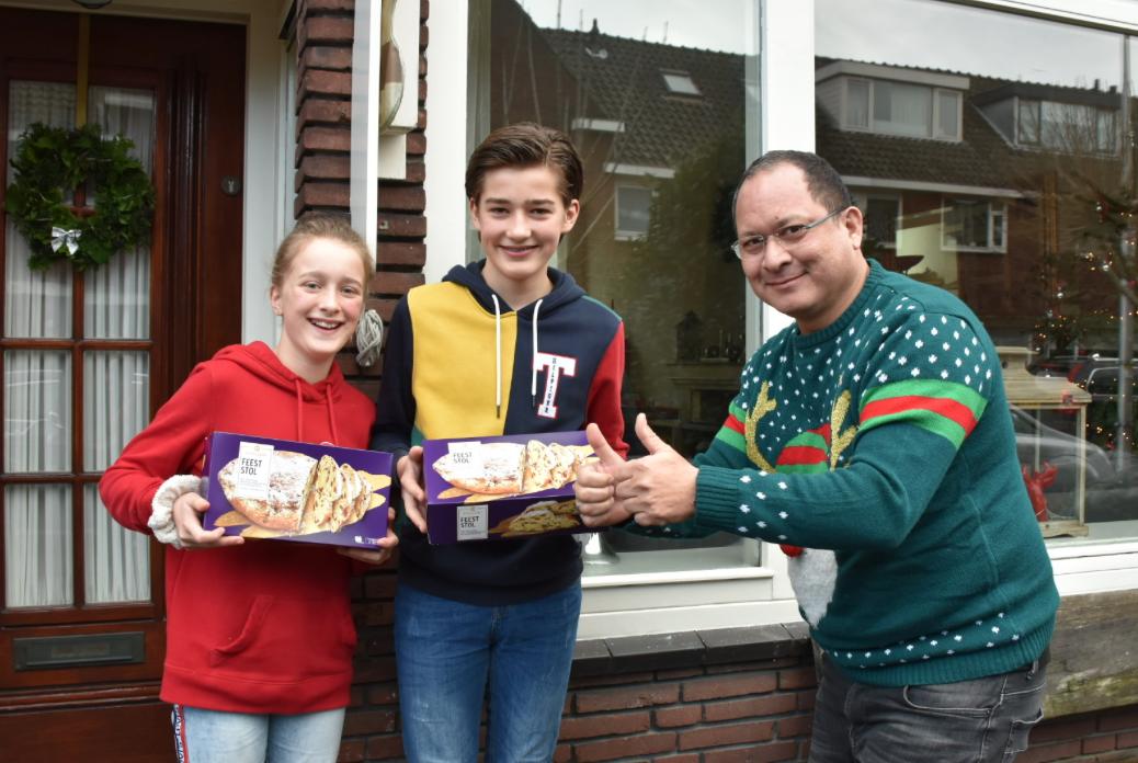Eerste Olympia online kerstquiz een groot succes!
